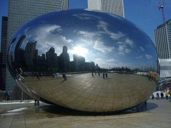 I'm Free Chicago Tours: Cloud Gate - Millenium Park