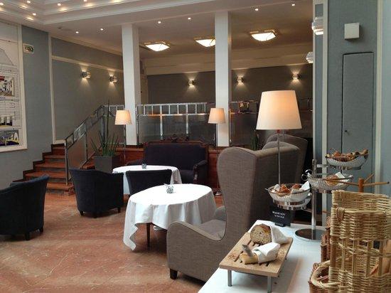 Hotel Hannong: Breakfast lounge