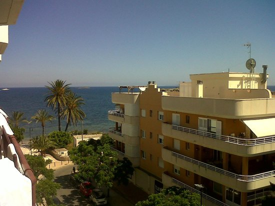 Apartamentos Lido: Vistas desde terraza