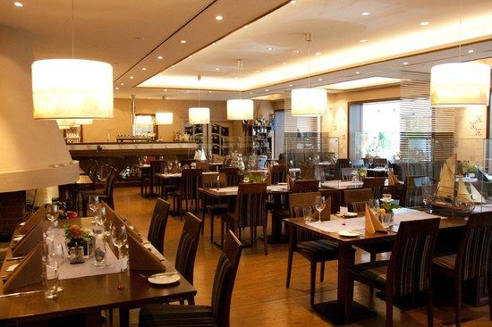 Hotel Seeblick: Restaurant