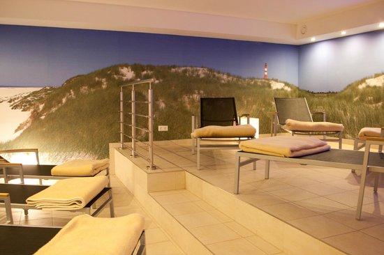 Hotel Seeblick: Unser Ruheraum im Saunabereich