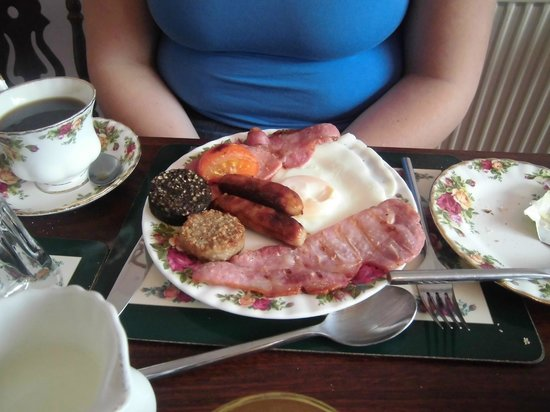 Saint Martha's B&B: Irish Breakfast by Una