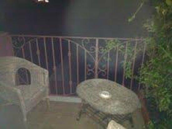 Lumaro Resort: Balcony