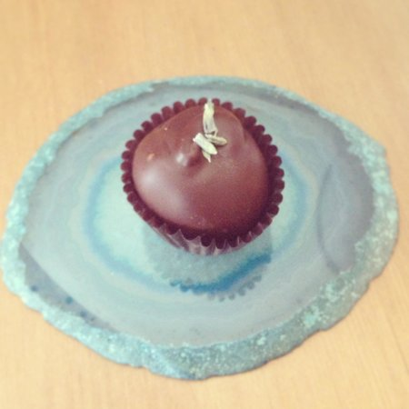 Ethereal Confections: Juliette truffle