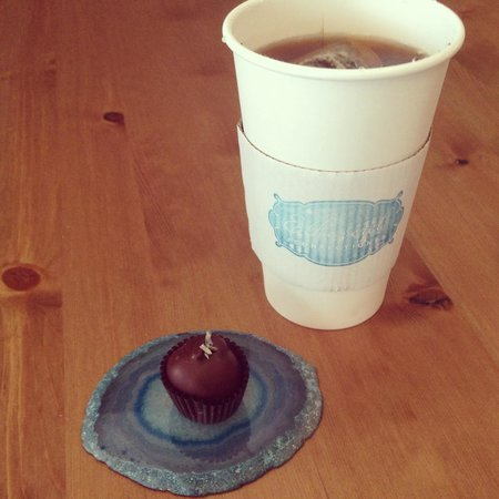 Ethereal Confections: Truffles and tea!
