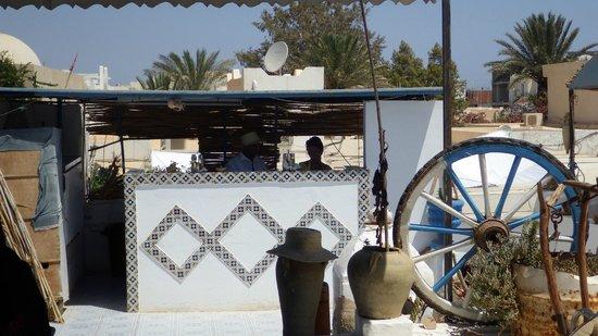 Sidi Bou Said : Le bar