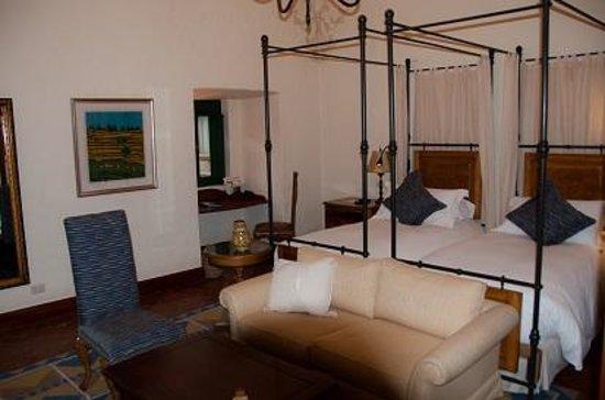 Belmond Hotel Monasterio: the room