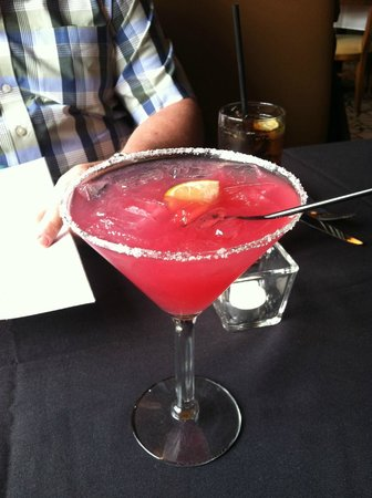 Canyon Southwest Cafe: Prickly Pear Margarita