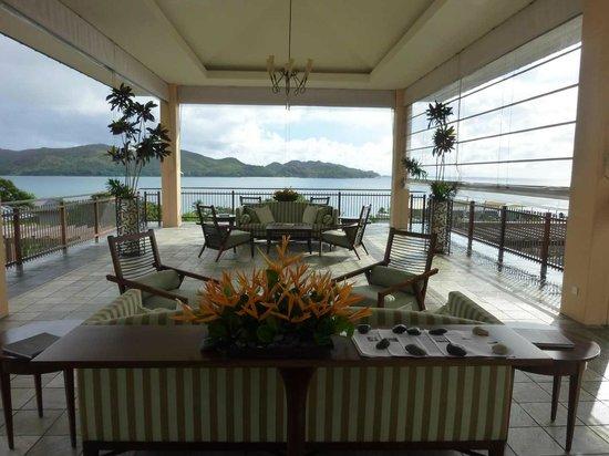 Raffles Seychelles : 1er Lobby