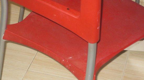 THB Tropical Island: sillas del comedor