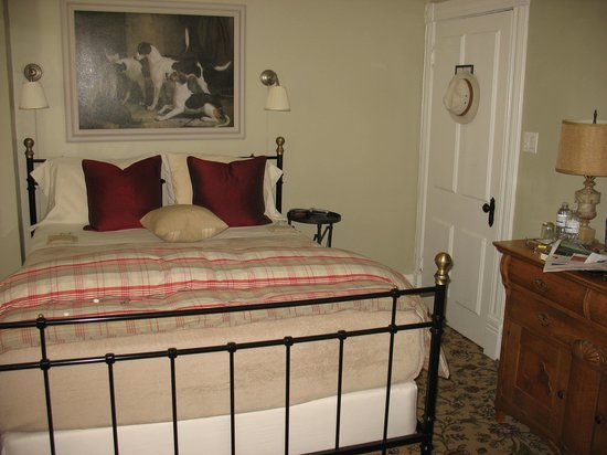 """Cecile's House: the """"Country Room"""""""