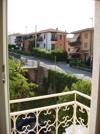 Hotel Villa Anthea: Balcony view - right