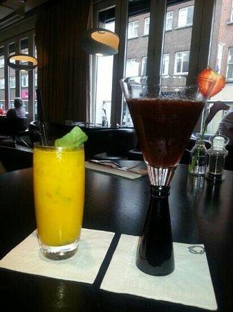 Cafe Novo: lovely cocktails