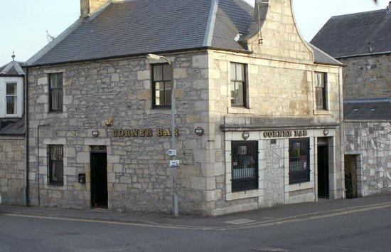 Lochwinnoch, UK: Corner Bar, Johnshill