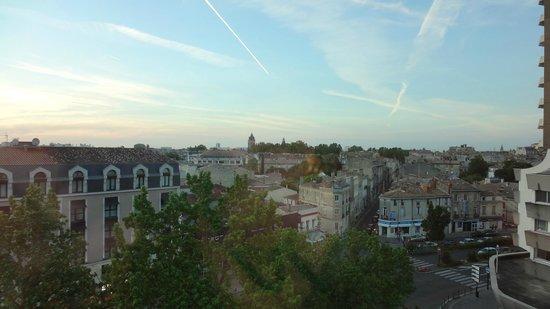 Mercure Bordeaux Centre Hotel: vista da janela do Mercure Center Bordeaux
