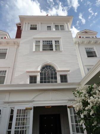 Stanley Hotel: Our room was 301...