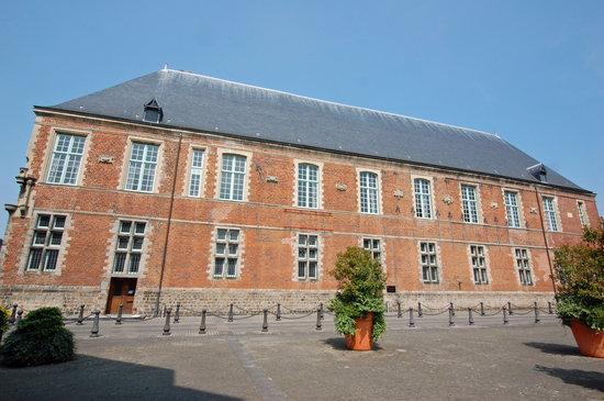 Douai, France : Salles d'Anchin (XVIIe siècle)