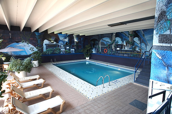 Black Knight Inn: Pool