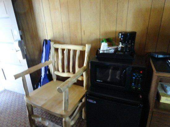 Grand Lake Lodge: chair
