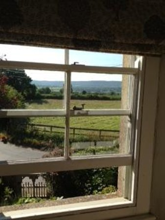 Upton Noble, UK: View from the living room
