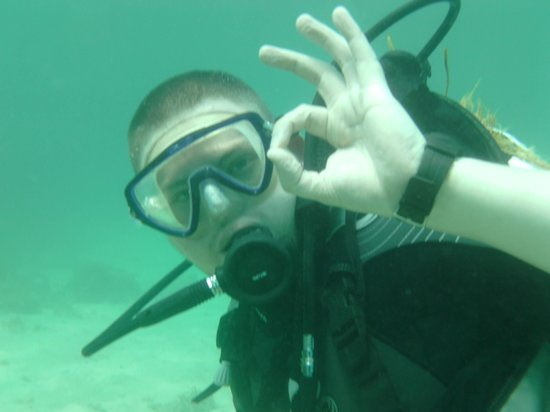 H2O Divers: warm water