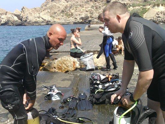 H2O Divers: :)