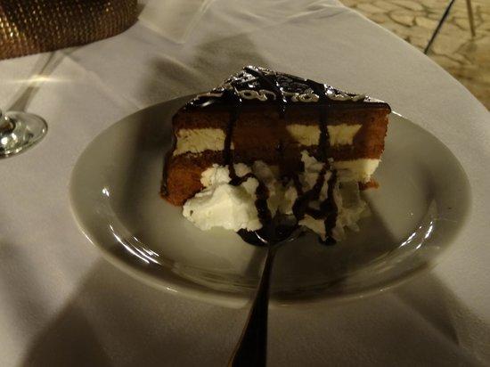 Andromeda Restaurant: Dessert at Andromeda