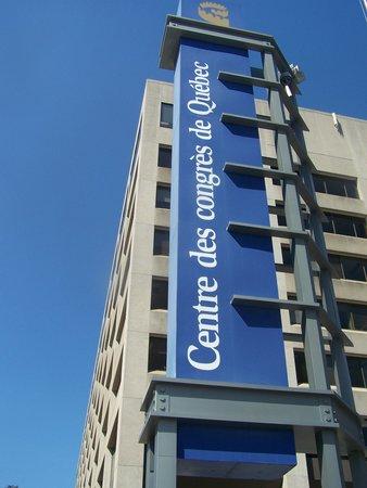 Quebec City Convention Centre: Centre des Congrès de Québec