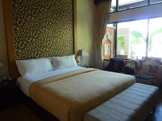 Natya Hotel Tanah Lot : notre chambre