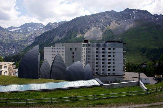 Photo of Hotel Tschuggen Grand Hotel at Sonnenbergstrasse, Arosa 7050, Switzerland