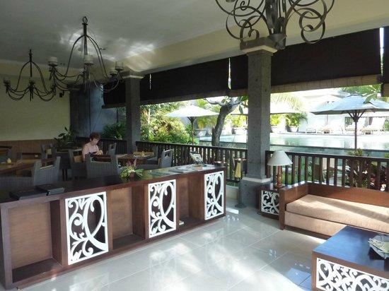 Natya Hotel Tanah Lot : le petit déjeuner