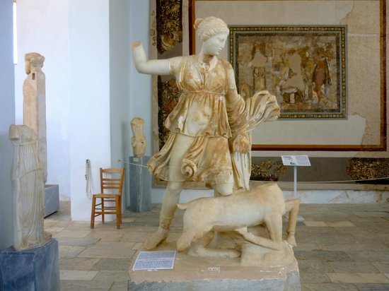 Archaeological Museum of Delos