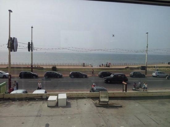 South Beach: sea view