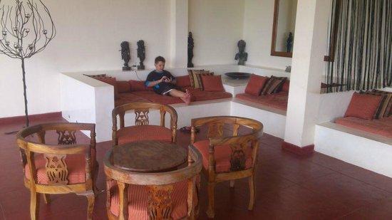 Kalla Bongo Lake Resort: Lounge