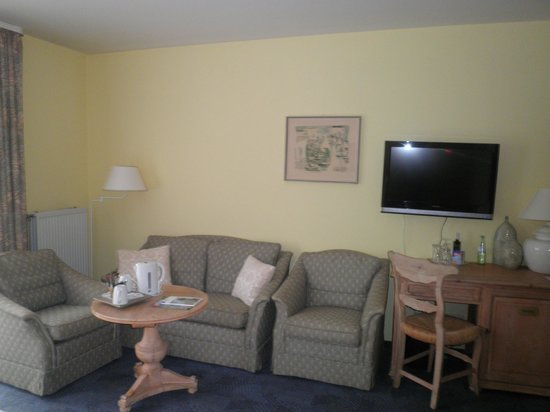 Lessing Hotel: room