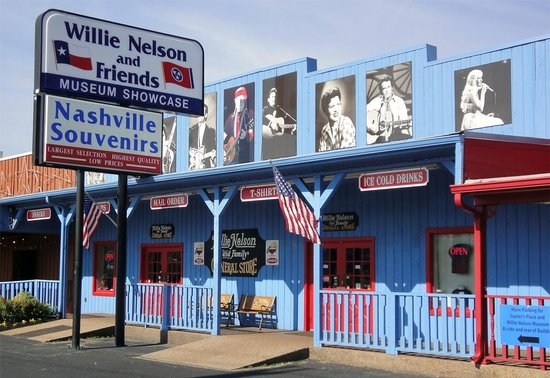 ‪Willie Nelson and Friends Museum and General Store‬