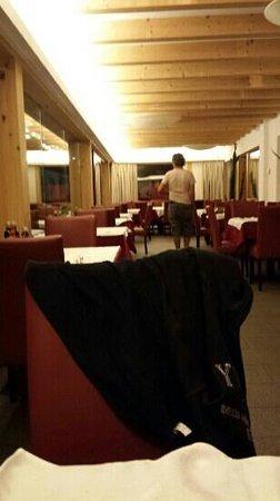 Restaurant Pizzeria Christl: sala