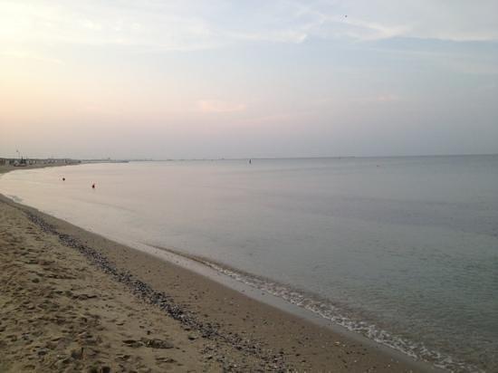 tramonto a baloo beach