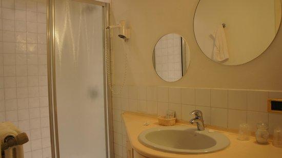 Il Loggiato Dei Serviti Hotel: old bathroom