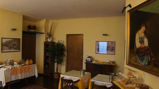 Il Loggiato Dei Serviti Hotel: breakfast area