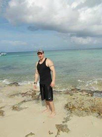 Sunscape Sabor Cozumel: At the beach