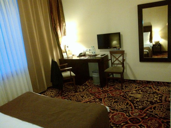 Hotel Columbus : Guest Room