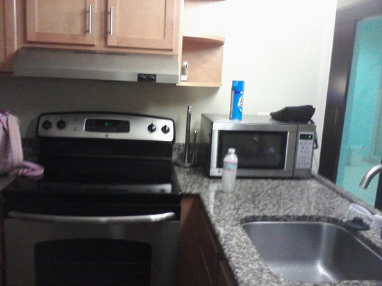 HYATT house Chicago/Naperville/Warrenville : kitchen