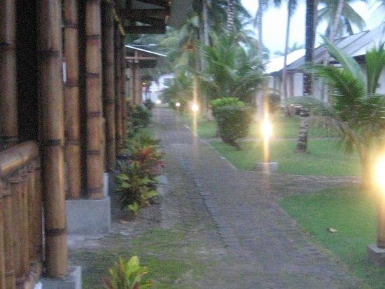 Hosteria El Rampiral: Al amanecer