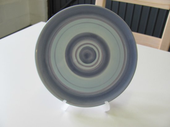 Paint Pots and Parties: Learn the art of banding for perfect circles