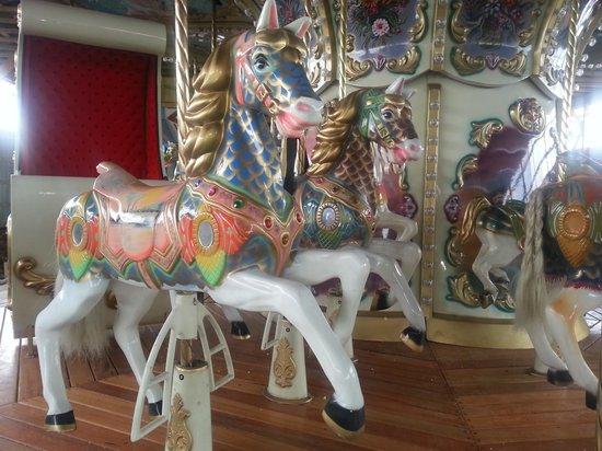 Arzo Sports and Fun Park: venetian deluxe carousel