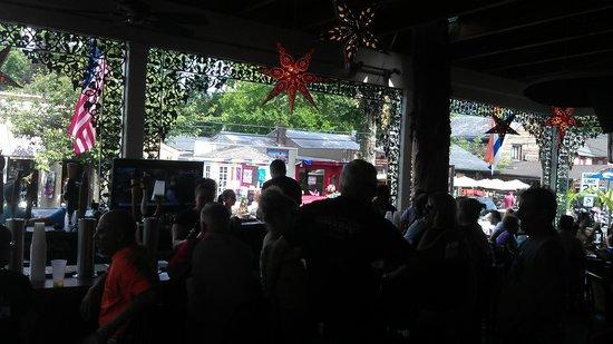Havana Restaurant & Bar: Terraza
