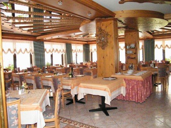 Hotel Ariston: La sala pranzo