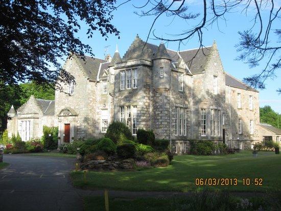 Kilconquhar Castle Estate: Kilconquhar Castle