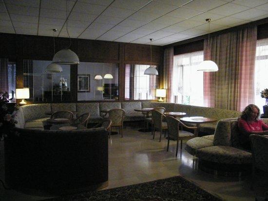 Hotel Ariston: Una sala relax